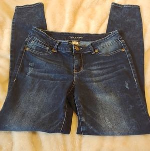 Maurice jeans. Size 10 short jeggings
